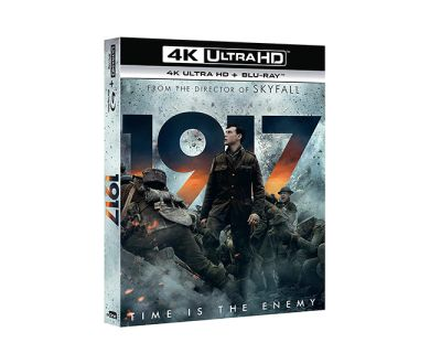 Test 4K Ultra HD Blu-ray : 1917