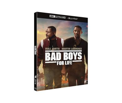 Test 4K Ultra HD Blu-ray : Bad Boys for Life