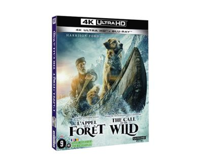 Test 4K Ultra HD Blu-ray : L'Appel de la Forêt