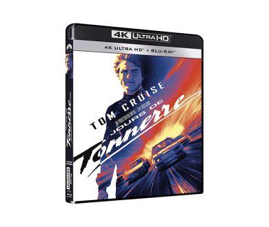 Test 4K Ultra HD Blu-ray : Jours de Tonnerre