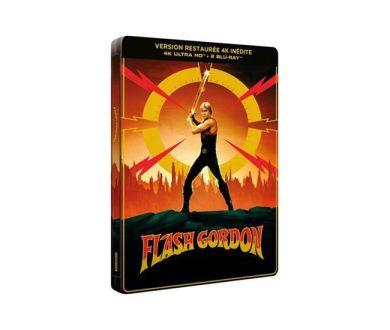 Test 4K Ultra HD Blu-ray : Flash Gordon