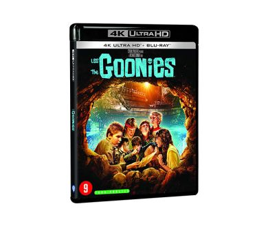 Test 4K Ultra HD Blu-ray : Les Goonies