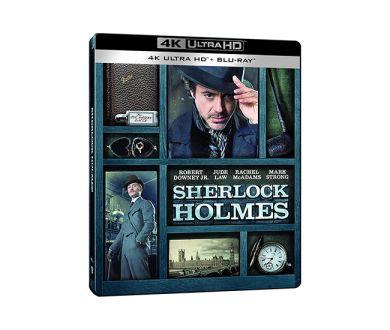 Test 4K Ultra HD Blu-ray : Sherlock Holmes (2009)