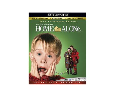 Test 4K Ultra HD Blu-ray : Maman, j'ai raté l'avion ! (Home Alone)