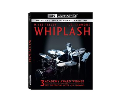 Test 4K Ultra HD Blu-ray : Whiplash