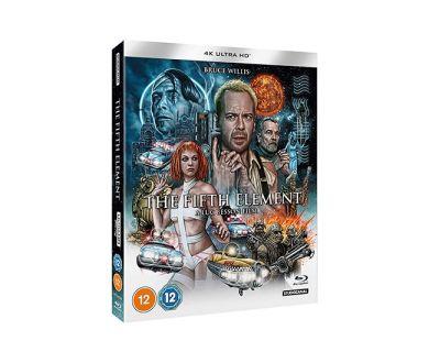 Test 4K Ultra HD Blu-ray : Le Cinquième Élément (UK 2020)