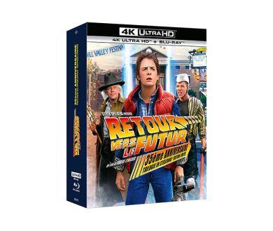 Test 4K Ultra HD Blu-ray : Retour vers le Futur 3