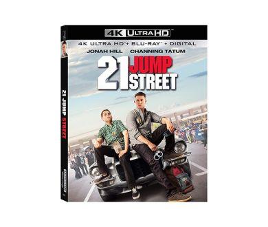 Test 4K Ultra HD Blu-ray : 21 Jump Street