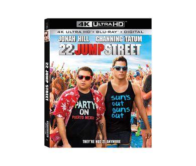 Test 4K Ultra HD Blu-ray : 22 Jump Street