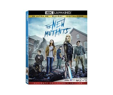 Test 4K Ultra HD Blu-ray : Les Nouveaux Mutants