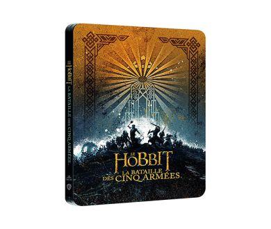 Test 4K Ultra HD Blu-ray : Le Hobbit : La Bataille des Cinq Armées
