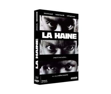 Test 4K Ultra HD Blu-ray : La Haine
