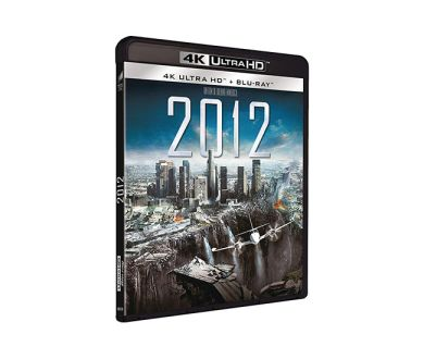 Test 4K Ultra HD Blu-ray : 2012