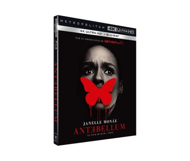 Test 4K Ultra HD Blu-ray : Antebellum