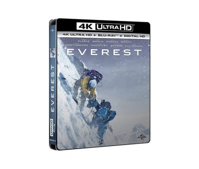 Test 4K Ultra HD Blu-ray : Everest