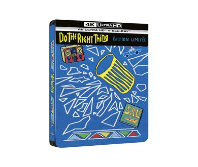 Test 4K Ultra HD Blu-ray : Do The Right Thing