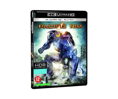 Test 4K Ultra HD Blu-ray : Pacific Rim