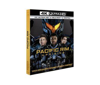 Test 4K Ultra HD Blu-ray : Pacific Rim Uprising