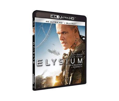 Test 4K Ultra HD Blu-ray : Elysium