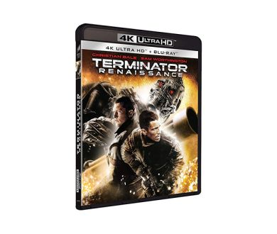 Test 4K Ultra HD Blu-ray : Terminator Renaissance