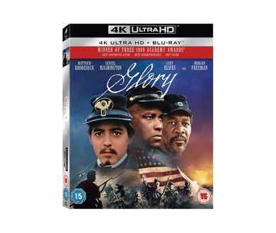 Test 4K Ultra HD Blu-ray : Glory