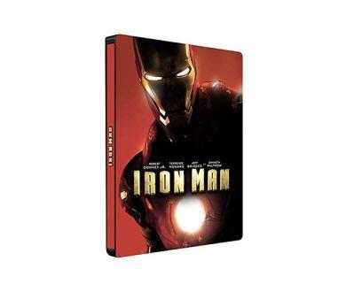 Test 4K Ultra HD Blu-ray : Iron Man