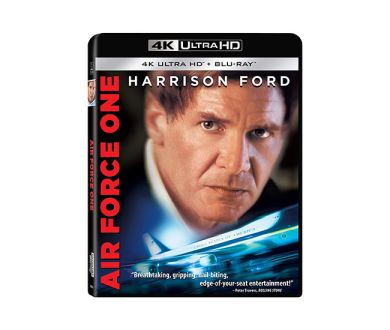 Test 4K Ultra HD Blu-ray : Air Force One