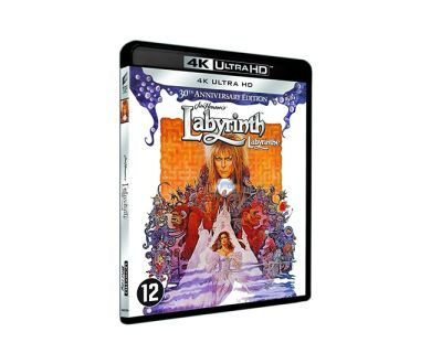 Test 4K Ultra HD Blu-ray : Labyrinthe (1986)
