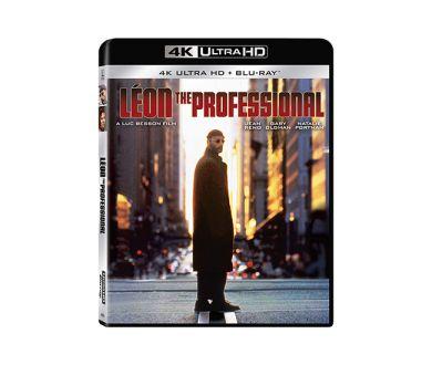Test 4K Ultra HD Blu-ray : Léon