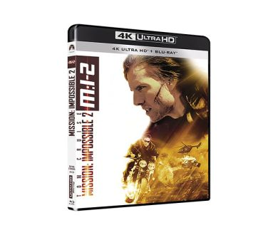 Test 4K Ultra HD Blu-ray : Mission Impossible 2