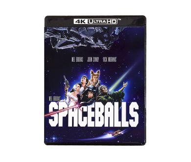 Test 4K Ultra HD Blu-ray : La Folle Histoire de l'Espace (Spaceballs)