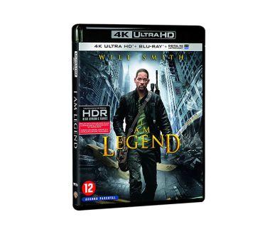 Test 4K Ultra HD Blu-ray : Je suis une Légende