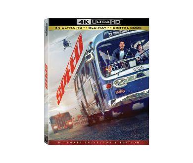 Test 4K Ultra HD Blu-ray : Speed