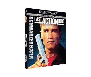 Test 4K Ultra HD Blu-ray : Last Action Hero