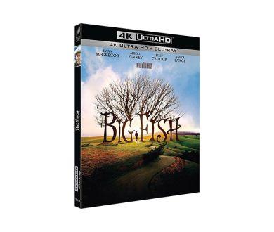Test 4K Ultra HD Blu-ray : Big Fish