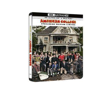 Test 4K Ultra HD Blu-ray : American College