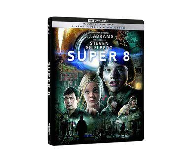 Test 4K Ultra HD Blu-ray : Super 8