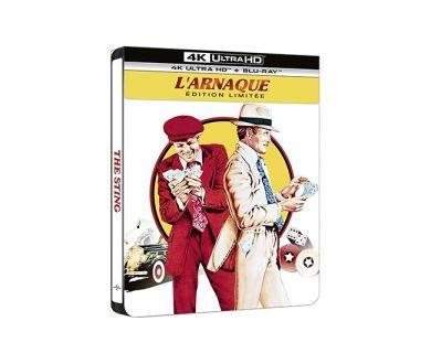 Test 4K Ultra HD Blu-ray : L'Arnaque