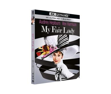 Test 4K Ultra HD Blu-ray : My Fair Lady
