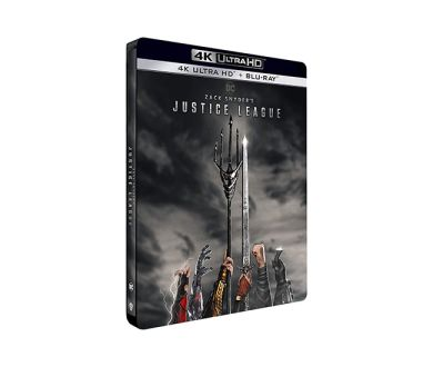 Test 4K Ultra HD Blu-ray : Zack Snyder's Justice League