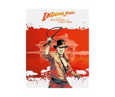 Test 4K Ultra HD Blu-ray : Indiana Jones et les Aventuriers de l'Arche Perdue