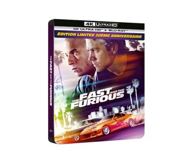 Test 4K Ultra HD Blu-ray : Fast and Furious (2001)