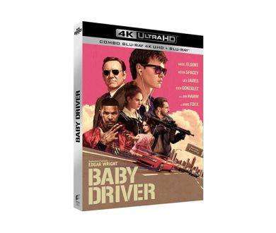 Test 4K Ultra HD Blu-ray : Baby Driver