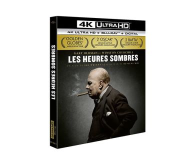 Test 4K Ultra HD Blu-ray : Les Heures Sombres