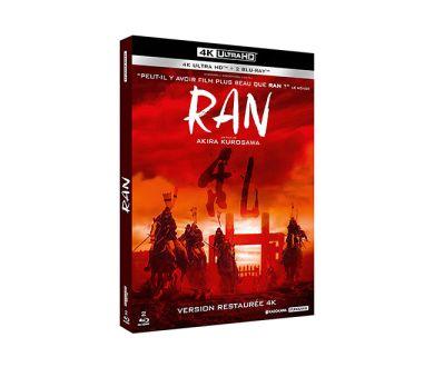 Test 4K Ultra HD Blu-ray : Ran