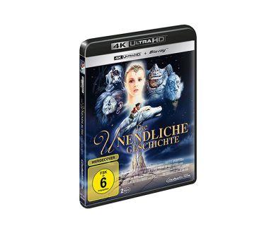 Test 4K Ultra HD Blu-ray : L'Histoire Sans Fin