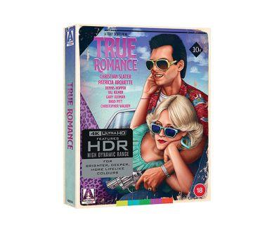 Test 4K Ultra HD Blu-ray : True Romance