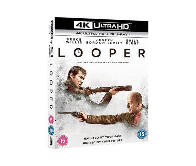 Test 4K Ultra HD Blu-ray : Looper