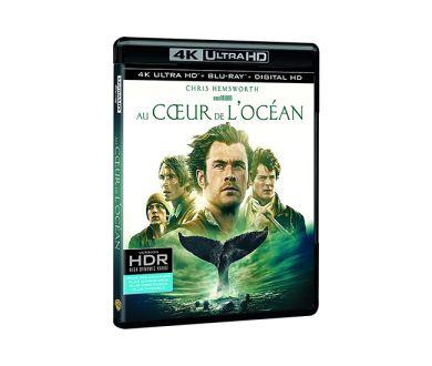 Test 4K Ultra HD Blu-ray : Au cœur de l'océan