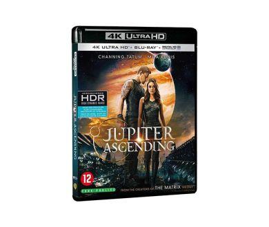 Test 4K Ultra HD Blu-ray : Jupiter - Le destin de l'univers (Jupiter Ascending)